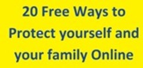 Thumbnail 20 Free Ways to Protect Yourself and Your Family Online